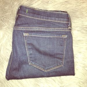 J Brand Pencil Leg Denim
